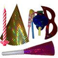 A Pack of Birthday Accessories