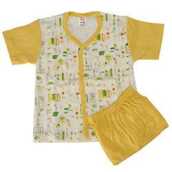 Cotton Baby wear for Boy (6  month- 2 year)