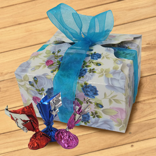 Sensational Chocolate Gift Box with Touch of Love