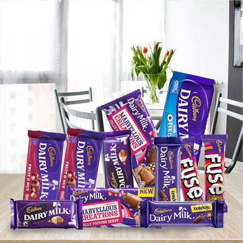 Irresistible Chocolate Gift Hamper for Diwali