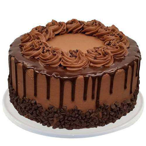 Tasty Chocolate Cake from Taj or 5 Star Bakery