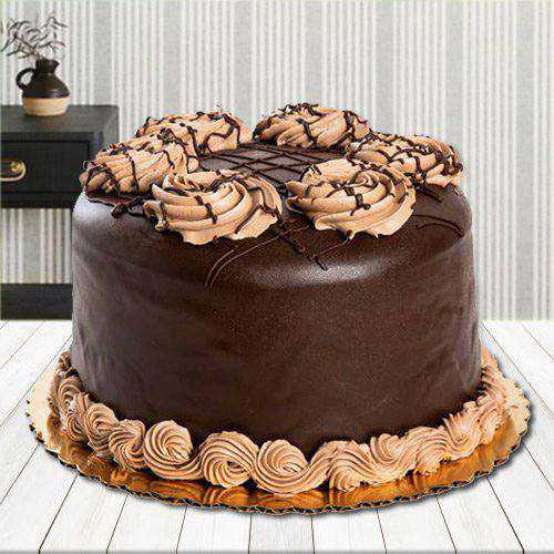 Heavenly Chocolaty Chocolate Cake