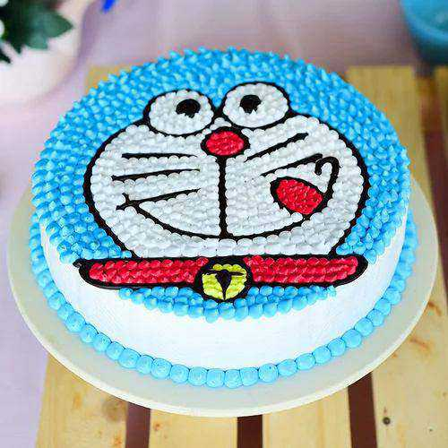 Toothsome Doremon Cake for Little One