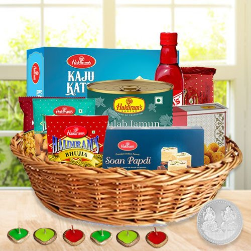 Diwali Sweet Moments Hamper