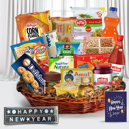 Seventh Heaven New Year Gift Hamper