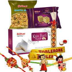 Splendour Combo from Haldiram