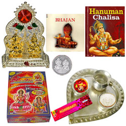 Exquisite Puja Gift Combo