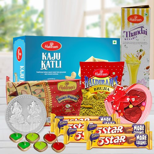 Deepawali Celebration Gift Basket