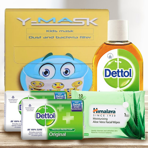 Hygiene Gift Hamper For Kids