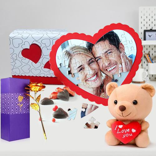 Charismatic In Love personalized Gift Combo