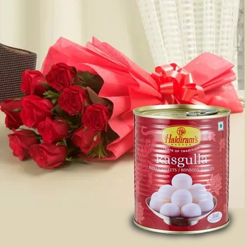 Classic Sweets and Roses for Mom