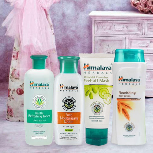 Wonderful Himalaya Herbal 4-in-1 Pack