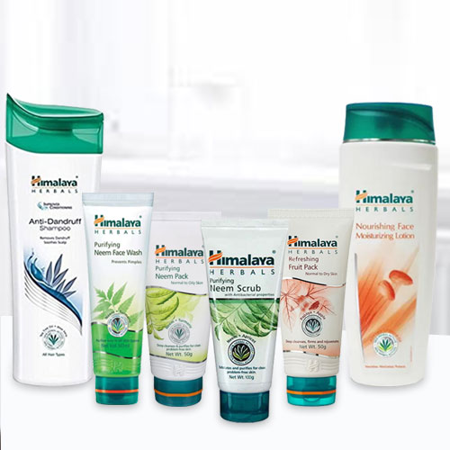 Happy  Shower with Himalaya Bathing Pack for Women