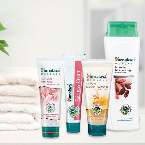 Exclusive Himalaya Fairness Gift Hamper for Women