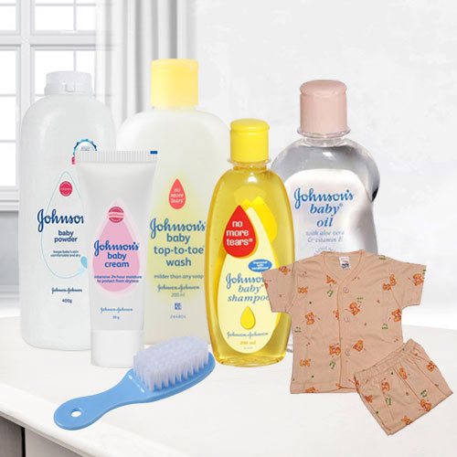 Wonderful Johnson Gift Pack for New Born