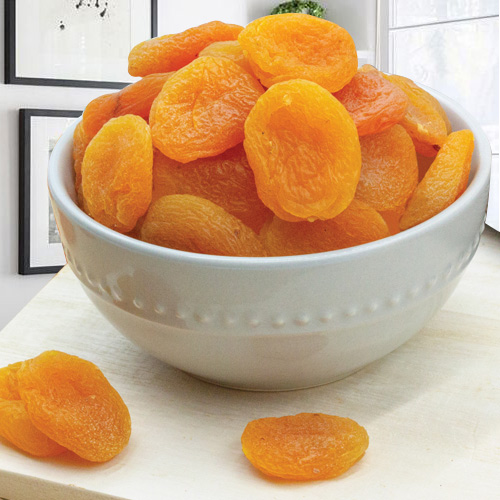 Crispy Array of Apricots