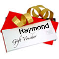 Send Raymond Gift Vouchers To Kanpur.