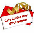 Send  Cafe Coffee Day Coupon to Ranchi