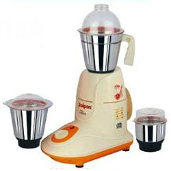 Delightful Jaipan Hero 550W Mixer Grinder with 3 Jars