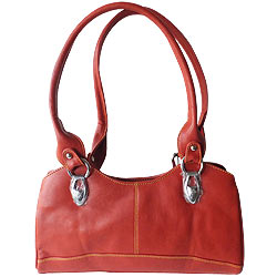 Desirable Grip Ladies Leather Handbag from Rich Born