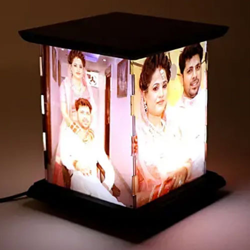 Exclusive Personalized Tower LED Lamp