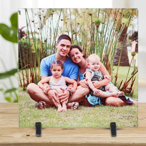 Mind Blowing Personalized Photo Tile (Square)