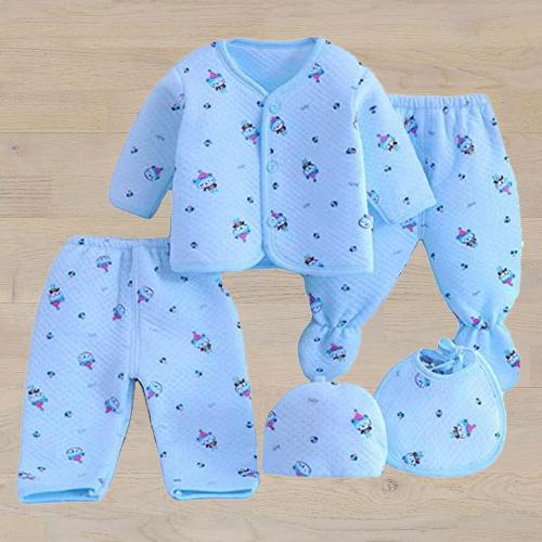 Marvelous Fleece Suit for New Born