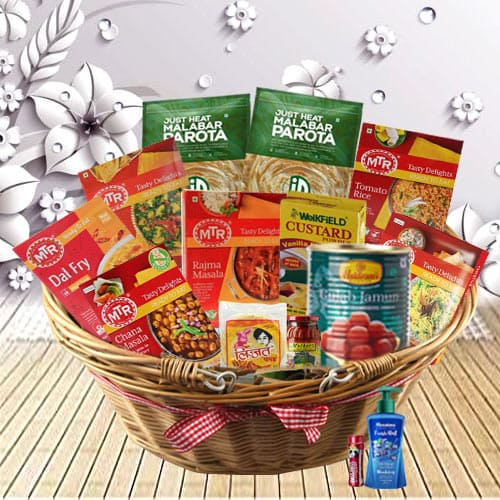 Aroma Filled North Indian Dinner Parties Food Hamper