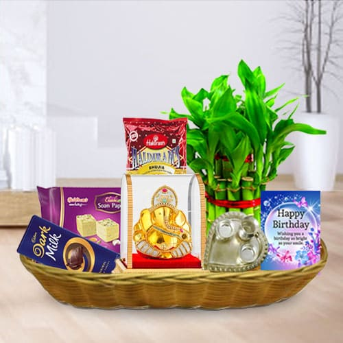 Attractive Birthday Gift Hamper for Him