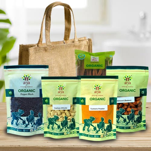 Refreshing Health Gifts Hamper