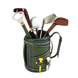 Remarkable Golf Bar gift set