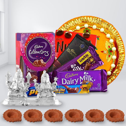 Marvelous Chocolates N Assortments Gift Hamper