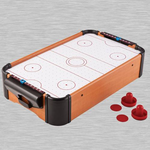 Exclusive Electric Air Powered Indoor Games Table