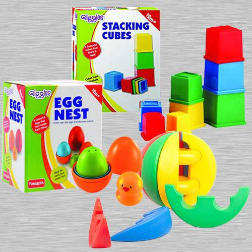 Exciting Toys Set from Funskool