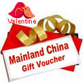 Send Mainland China Gift Vouchers To Nagpur.