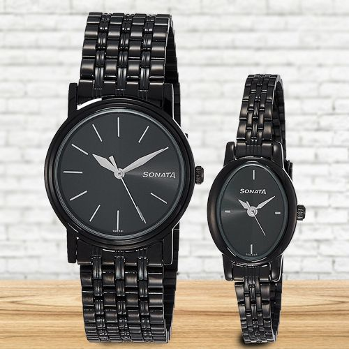 Wonderful Sonata Analog Unisex Watch