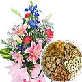 Dry Fruits Delivery Amritsar Same Day